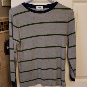 Boys Old Navy long sleeve thermal T shirt